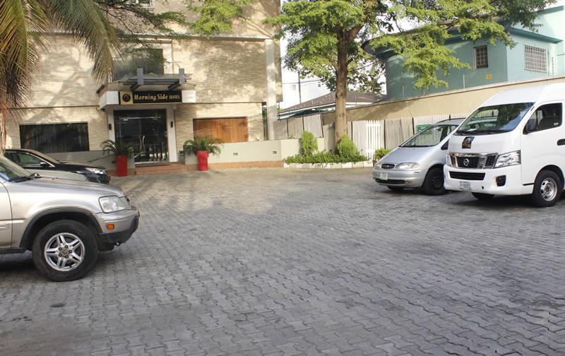 Morning side suites Teslim Elias Close, VI, Lagos
