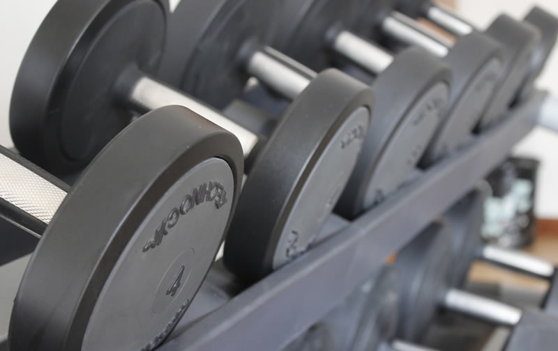 Our fully equipped gym provides you the opportunity to stay in shape
